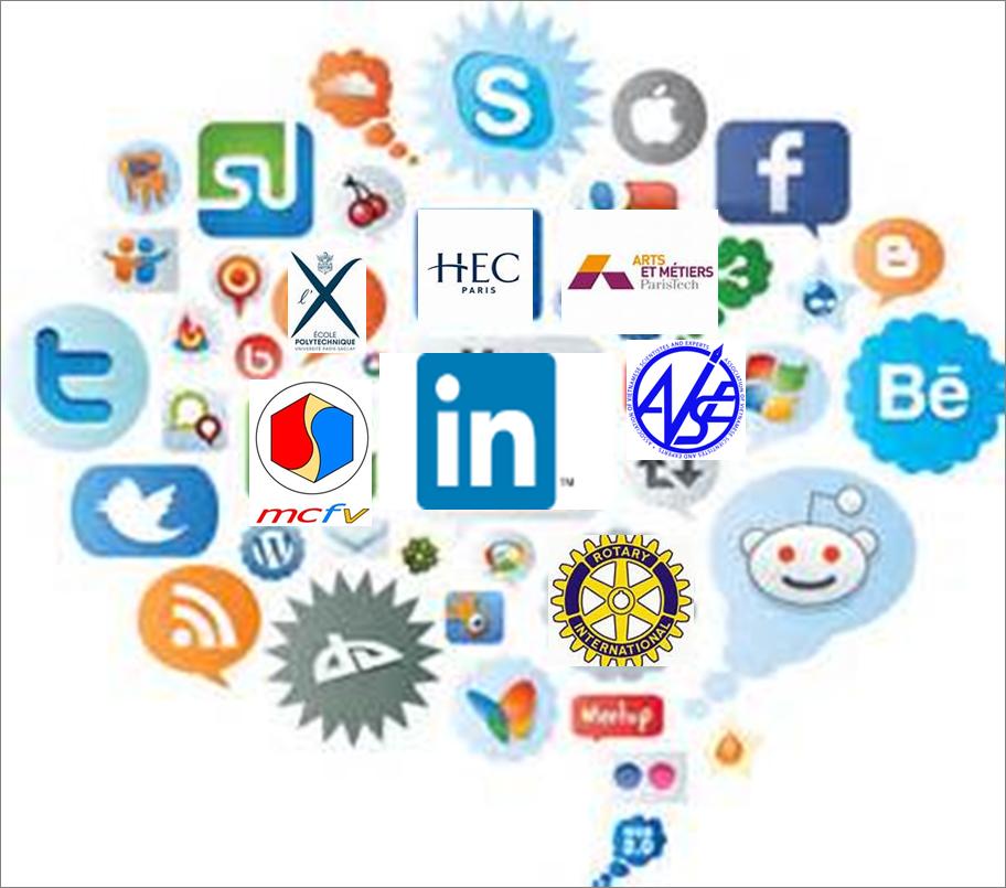 Samedi 13 juin 2015 de 14h à 18h : table ronde « Réseaux d'influence – Réseaux sociaux » à l'IPAG Business School, Paris 6e