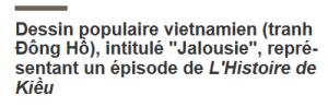 legende Dessin Jalousie KimVanKieu