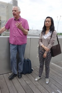 photo CR visite BnF2 RichardP GHuong
