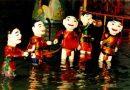 Les Marionnettes sur eau par le Théâtre de Marionnettes du Vietnam à La Villette, 22 au 26 novembre 2017.