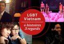 Dimanche 19 novembre 2017 à 14h, LGBT Vietnam : 3 courts métrages vietnamiens sous-titrés en français+ 1 extrait vidéo d'une création théâtrale de Marine Bachelot Nguyen + débat en sa présence au cinéma La Clef (Paris 5e) en partenariat avec le ciné-club Yda et Sông Viêt